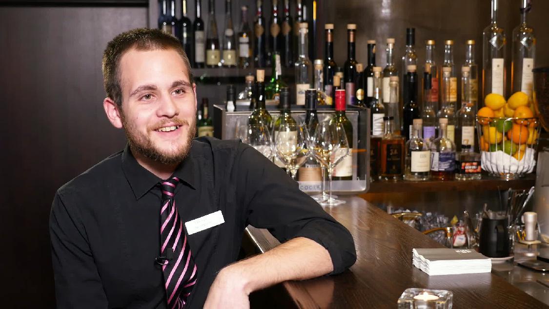 Fein Probe Fortsetzen Barkeeper Position Zeitgenössisch - Beispiel ...